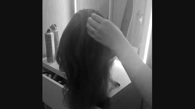 Narina hair 6 mp4