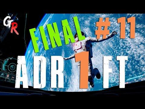 Adr1ft прохождение на русском языке 11 Запуск шлюпки ФИНАЛ