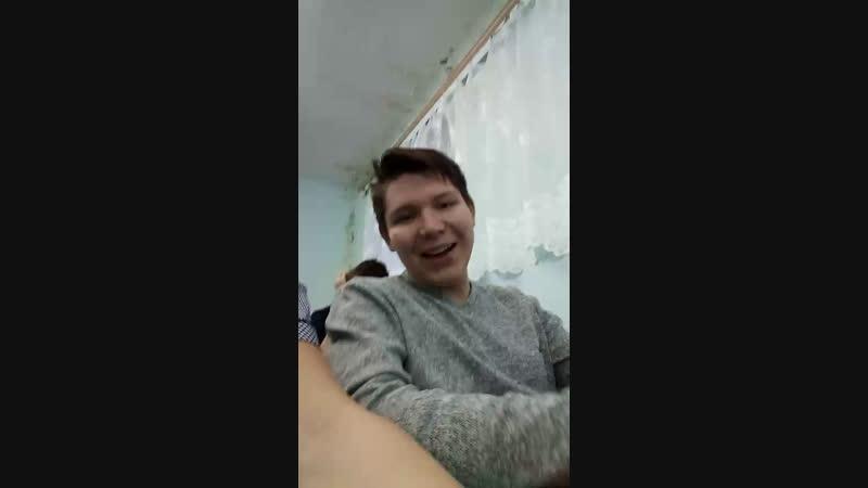 Никита Злобин Live