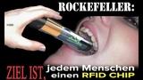 Rockefeller Ziel ist jedem Menschen dieser Welt einen RFID-Chip zu verpassen. NWO Aaron Russo