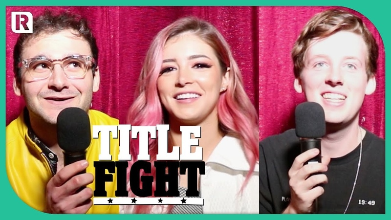 How Many Against The Current Songs Can Chrissy, Dan Will Name In 1 Minute - Title Fight