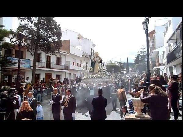 Domingo de Ramos 2018 marchas de procesion Pollinica ALHAURIN de la TORRE 25 03