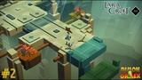 Прохождение игры Lara Croft Go (Android) #2 (Лабиринты Змей и Пауков)