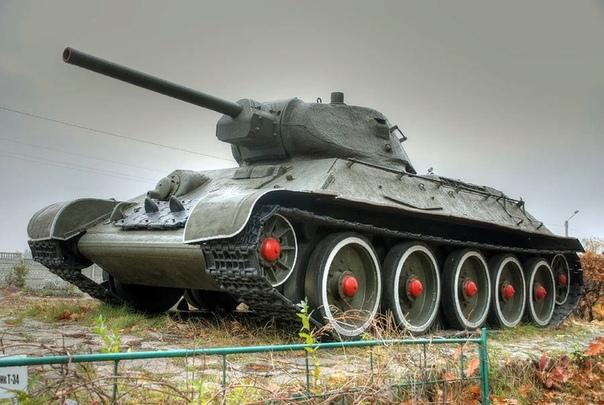 Т-34 - ЛЕГЕНДА ВЕЛИКОЙ ОТЕЧЕСТВЕННОЙ ВОЙНЫ. ИСТОРИЯ СОЗДАНИЯ ТАНКА Т-34.