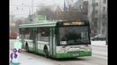 Поездка на автобусе ЛиАЗ 5292 22 № 040256 Маршрут № 723 Москва