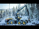 World's Best Forestry Machinery   Ponsse Harvesters Forwarders