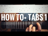 Assassins Creed 3 - Guitar Lesson Fingerstyle + TABS