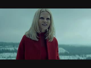 Рекламный ТВ ролик фильма «Девушка, которая застряла в паутине»