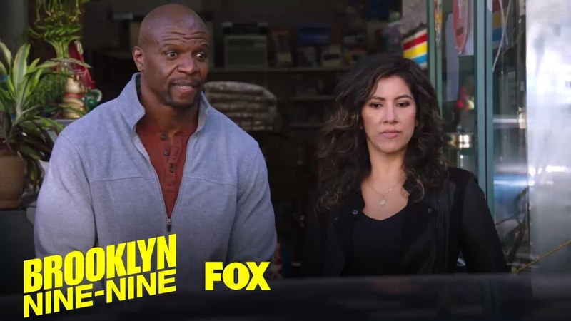Terry Lets The Driver Know Rosa Is Single | Season 5 Ep. 22 | BROOKLYN NINE-NINE