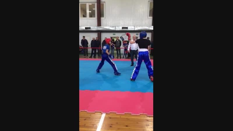 20 октября в городе Сургут прошло первенство спортивной школы Виктория по кикбоксингу в разделе поинтфайтинг