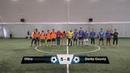 Olbia 5-8 Derby County, обзор матча