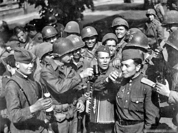 Питание солдат Красной армии во время Великой отечественной войны