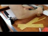 Печать визиток на дизайнерской бумаге с помощью принтера OKI Pro 6410 Neon Color