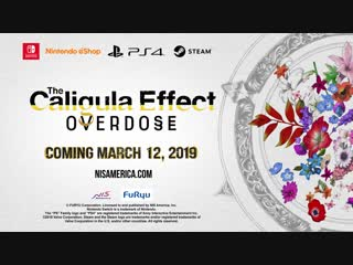 The Caligula Effect: Overdose - Mastering the Imaginary Chain трейлер