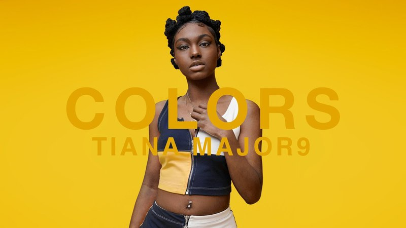 Tiana Major9 Levee Let It Break A COLORS SHOW