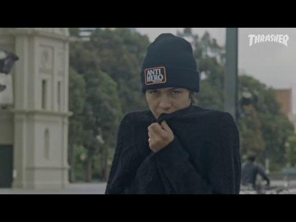 Sean Pablo - Converse Cons' Purple Video