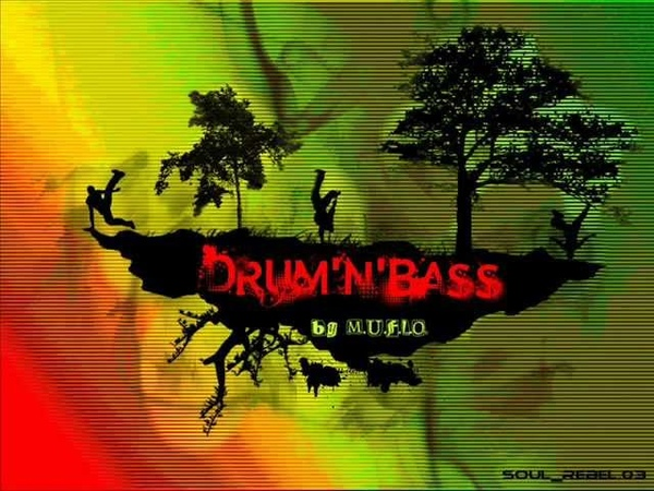 Aphrodite - Drum'n'Bass Mix ( Urban Jungle ) part4