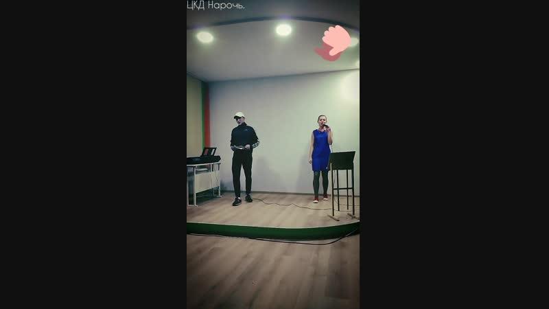 Молодёжный рэп концерт!🎤 (ЦКД Нарочь) 10.11.2018г.