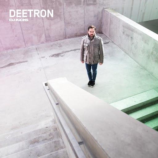 Deetron альбом DJ-Kicks (Deetron) (Mixed Tracks)