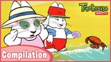 Max and Ruby Episodes 31-33 Compilation! Funny Cartoon Collection for Kids By Treehouse Direct
