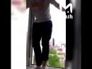 из окна выйдешь ты