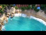 Остров САМУИ (Тайланд) пляж Coral Cove (Корал) с высоты птичьего полета (Dji Phantom 3)