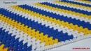 Tapete Fácil / Croche / Diy / 69x47cm