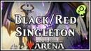 Black/Red Control Singleton —Rakdos Wins [Magic Arena]