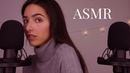 ASMR Layered Trigger Words and Soft Mouth Sounds