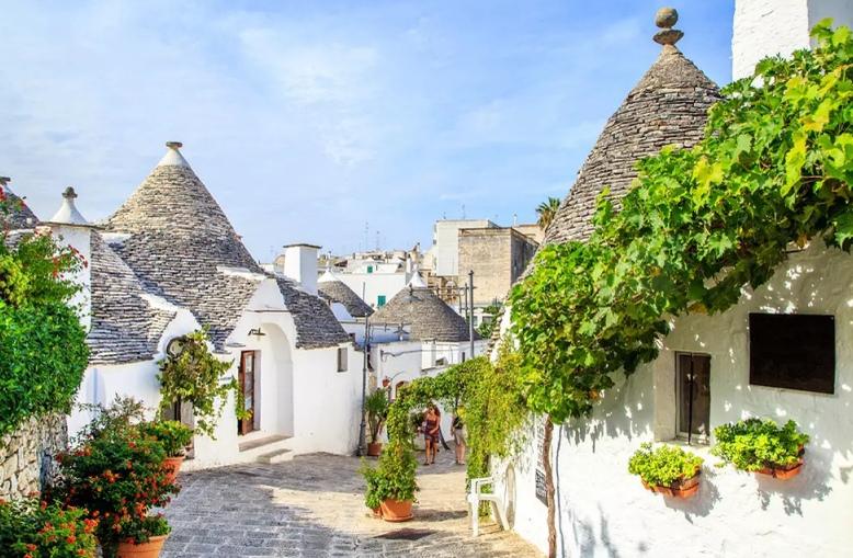 6 удивительных деревень мира, в которые вам захочется сбежать прямо сейчас