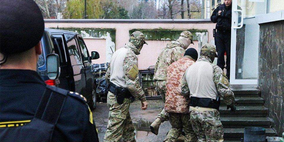 Вышинский, Горбенко, Мефёдов и еще 300 узников, которых надо вернуть домой