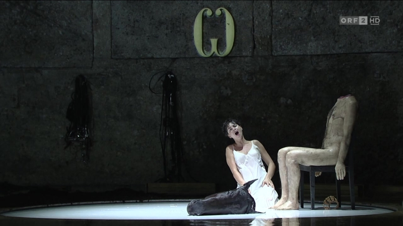 Salzburger Festspiele 2018 - Richard_Strauss_Salome (Salzburg, 28.07.2018)