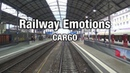 From south to north (Cargo Cab Ride Switzerland   Brig - Basel Part 2)