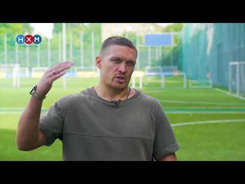 Александр Усик - о своей вере и христианских убеждениях