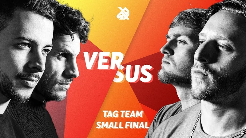BERY vs K-PoM | Grand Beatbox TAG TEAM Battle 2018 | SMALL FINAL