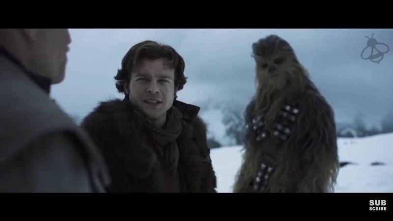 Han Solo : A Star Wars Story Fan Trailer ( Song - Rolling Stones: Jumpin Jack Flash)