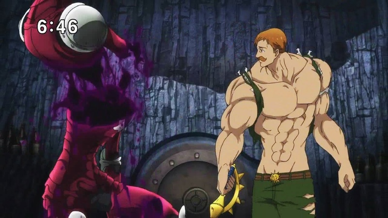 Escanor vs Galand [Full Fight] - Nanatsu no Taizai Imashime no Fukkatsu AMV Finally See