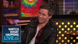 Eddie Redmayne On Playing Rugby With Prince William WWHL