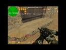 Cs 1.6 de_dust2_2x2 прострел