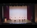 Стюардессы VOGUE. Школа танцев ТОЧКА