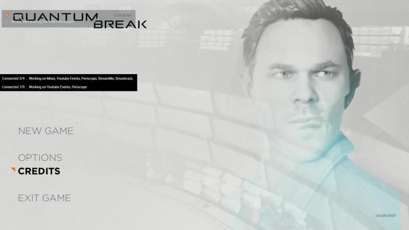 Let's Play Quantum Break!