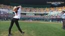 Kung fu baseball