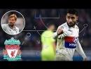 Nabil Fekir − Creative Midfielder − All Assists 17 18