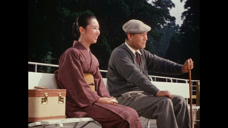 Цветы праздника Хиган / Цветы равноденствия / Higanbana (1958) Ясудзиро Одзу (суб.)