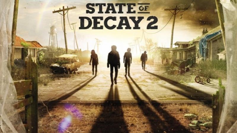 State of Decay 2 Кооператив