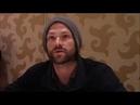 Supernatural Season 14 Jared Padalecki Interview Comic Con