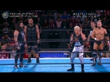 Tama Tonga, Tanga Loa vs. Cody, Marty Scurll (NJPW - Strong Style Evolved)