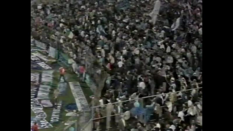 Кубок УЕФА 1988/89. Штутгарт Германия - Наполи Италия