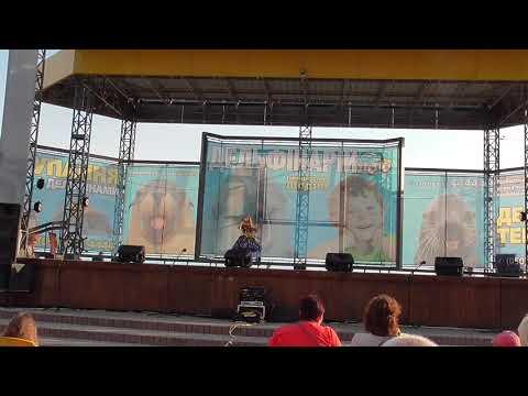 Благодійний концерт на підтримку двох онкохворих бердянських жінок (Часть 9)
