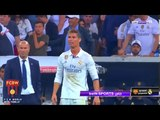Penaldo crying after Messi goal last minute